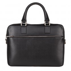Italian briefcase leather...