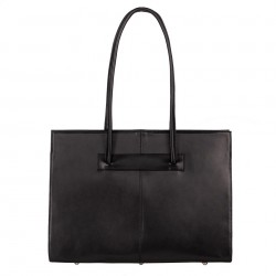 Italian leather handbag A4...